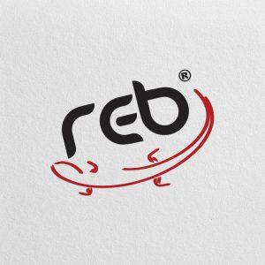 طراحی لوگو reb