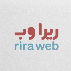 طراحی لوگو ریراوب