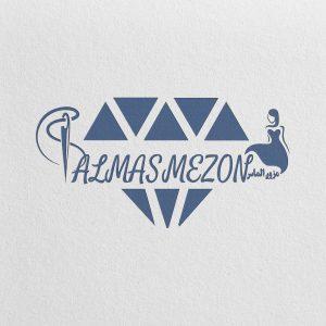 طراحی لوگو مزون الماس
